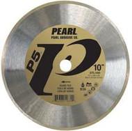 Pearl Abrasive P5 Diamond Blade for Glass Tile 10 x .048 x 5/8 DTL10G