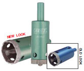Pearl Abrasive P4 Core Bit for Tile and Marble Dry 2 x 2 1/4 x 3/8 HB200L2