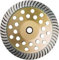 Pearl Abrasive P5 Heavy Duty Cup Wheel for General Purpose 7 x 7/8- 5/8 Coarse SW07C