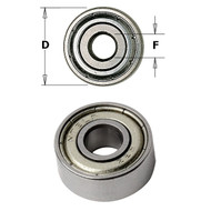 CMT Orange Tools Bearing 1 1/4 x 8mm x 5mm 791.033.00
