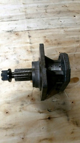 """48"""" Mini Ex Rotary Cutter  Bearing Assemble (Side View)"""