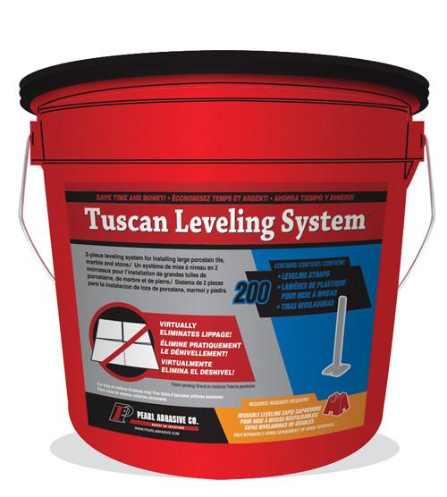 Tuscan Leveling 200 Strap Bucket TLSSTRAP200