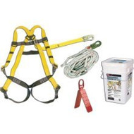 Fall Safe Roofer's Kit FSROOFKIT