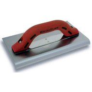 "Marshalltown 10 X 6 Big I SS Edger-3/4"" Radius, 1"" Lip with DuraSoft® Handle 14206"