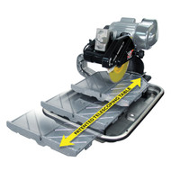 Pearl Abrasive Pearl Pro Wet Tile Saw & Stand