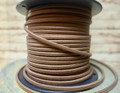 Brown Parallel (Flat) Cloth Covered Wire, Cotton