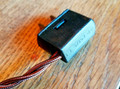 Right Angle Plug - 2 Prong Polarized Electrical Plug with 90 degree wire entry