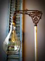 Grand Nostalgic Bulb - Teardrop Shape, 60w Incandescent Oversized Light Bulb