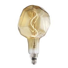 Grand Nostalgic Natural Collection - Jewel Shape, 4w LED Oversized Light Bulb