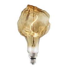 Grand Nostalgic Natural Collection - Glacier Shape, 4w LED Oversized Light Bulb