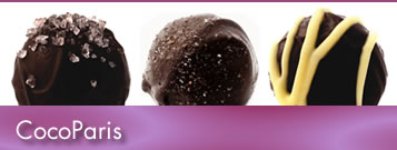 CocoParis chocolate gift set