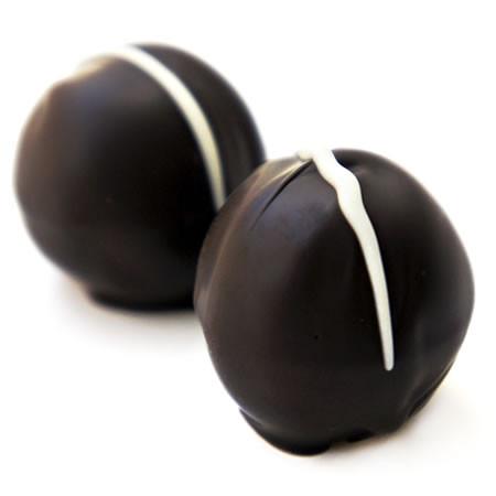 Bí©bí©-Lala - green apple salted caramel truffles