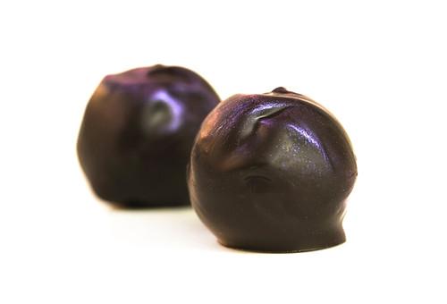 The Vegan Mary - Vegan Salted Dark Caramel Truffles