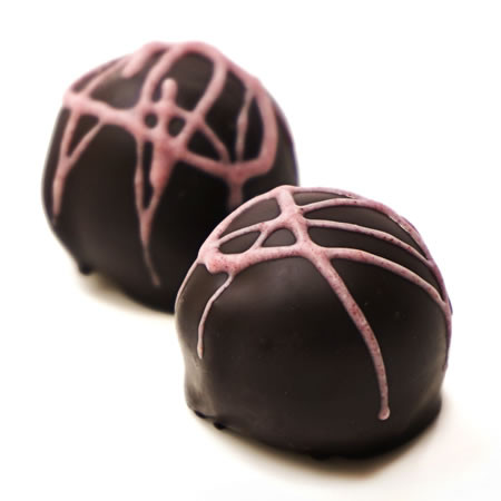 Milkshake - Strawberry Milkshake truffles