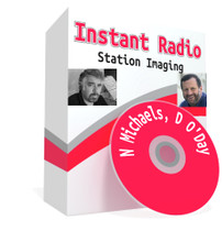 Nick Michaels and Dan O'Day tackle specific radio imaging challenges from stations around the world in this 100-minute audio recording of a live, unscripted workshop for imaging directors. Instant mp3 download!
