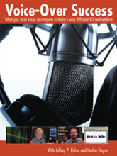 VOICE-OVER SUCCESS Harlan Hogan Jeffrey Fisher DVD Voiceovers