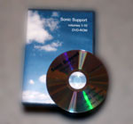 Steve McKenzie's SONIC SUPPORT Production DVD Radio Production SFX