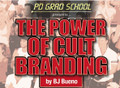 POWER OF CULT BRANDING BJ Bueno mp3 download radio programming seminar