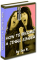 How to become a jingle singer. Demos, auditions, building a career singing jingles.