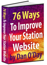76 tips to optimize your radio station website