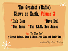 """Don Imus,Rick Dees,The Real Bob Jame,Dave Hull,The """"Nine"""" Tape"""