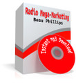 Radio Mega-Marketing by Beau Phillips is a revolutionary system of focused, efficient radio station promotion — a system that converts big ideas into non-traditional revenue streams.