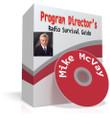 RADIO PROGRAM DIRECTOR'S SURVIVAL GUIDE Mike McVay
