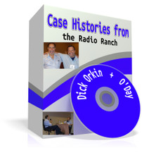 Dick Orkin takes you behind the scenes of some of the Famous Radio Ranch's biggest radio commercial success stories.