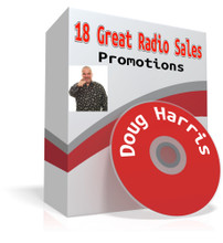 Approximately 100 original, attention-getting radio sales promotion ideas for your station to put into action immediately!