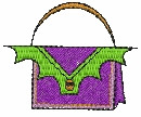 No 204 Witchy Halloween Machine Embroidery Designs