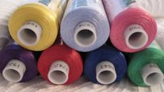 Bundle #2 BASIC Madeira Polyneon Polyester 40 weight Thread Spools - 1100 yards each