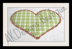 No 876 Applique Princess Hearts Machine Embroidery Designs