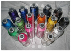 BUILD Your OWN Bundle of Madeira Polyneon Polyester 40 weight Thread CONES - 5500 yards each