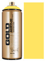 Montana Gold Artist Spray Paint  Easter Yellow