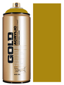 Montana Gold Artist Spray Paint  Mustard