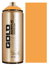 Montana Gold Artist Spray Paint  Blast Orange