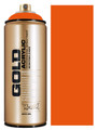 Montana Gold Artist Spray Paint  Pure Orange