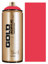 Montana Gold Artist Spray Paint  Strawberry