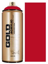 Montana Gold Artist Spray Paint  Ketchup