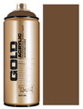 Montana Gold Artist Spray Paint  Palish Brown