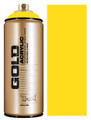 Montana Gold Artist Spray Paint  Shock Yellow Light