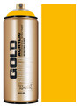 Montana Gold Artist Spray Paint  Shock Yellow