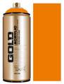 Montana Gold Artist Spray Paint  Shock Orange Light