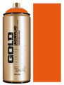 Montana Gold Artist Spray Paint  Shock Orange