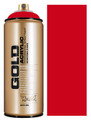 Montana Gold Artist Spray Paint  Shock Red