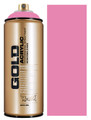 Montana Gold Artist Spray Paint  Shock Pink Light
