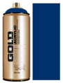 Montana Gold Artist Spray Paint  Shock Blue Dark