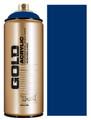 Montana Gold Artist Spray Paint  Shock Blue Dark