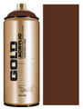 Montana Gold Artist Spray Paint  Shock Brown