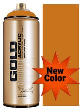 Montana Gold Artist Spray Paint   Terra